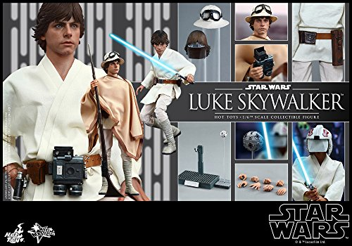 Figura-Hottoys-Star-Wars-Luke-28-Cm