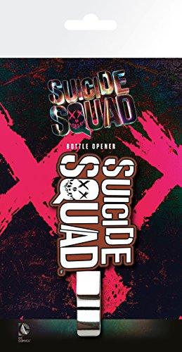 GB Eye LTD, Suicide Squad, Logo, Apribottiglie