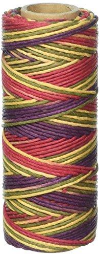Hemptique Bobine de corde de chanvre (panaché) Jeu de ficelles