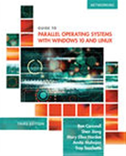 Jiang, S: Guide to Parallel Operating Systems with Windows (