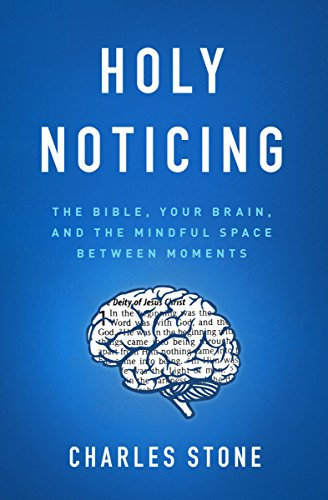 Holy Noticing: The Bible, Your Brain, and the Mindful Space Between Moments (English Edition)