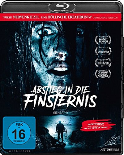 Abstieg in die Finsternis - Uncut [Blu-ray]
