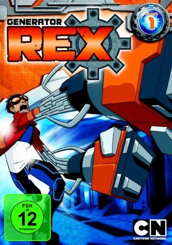 Generator Rex - Vol. 01