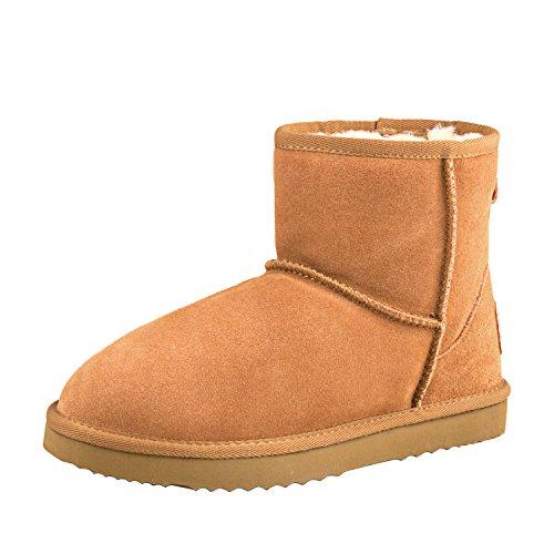 Shenduo Zapatos Invierno...