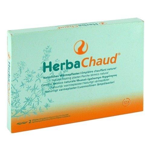 Herbachaud Wärmepflaster 2 stk