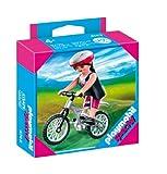 Playmobil - Woman With Mountain bike 4743