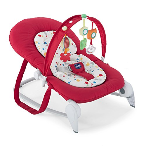chicco-hoopla-baby-bouncer-red