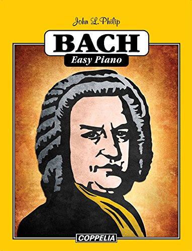 Bach Easy Piano