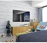 Adesivi murali autoadesivi pvc spessi imitazione pietra cucina adesivi olio piano cottura impermeabile davanzale vecchia mobilia ristrutturazione grigio carta da parati adesivi carta da parati