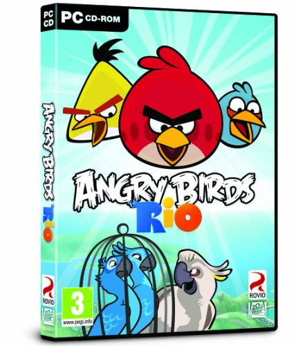 Price comparison product image Angry Birds - Rio (PC CD)