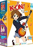 K-ON ! - Intégrale Saison 1 [Cross Edition Blu-ray + Manga] [Collector Limitée Blu-ray] [Cross Edition Blu-ray + Manga]
