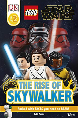LEGO Star Wars The Rise of Skywalker (DK Readers Level 2) (English Edition)