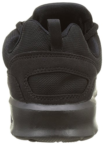 Dc Shoes - Heathrow, Sneakers, unisex Noir (Black/Black/Black)