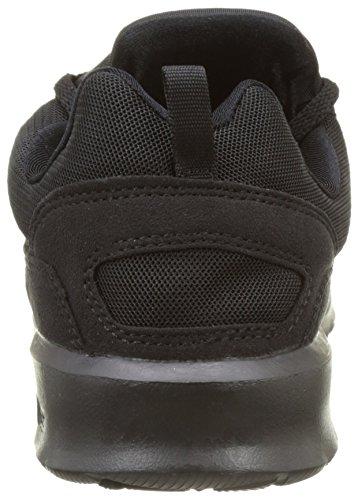 DC Shoes Heathrow M, Sneakers Uomo Nero