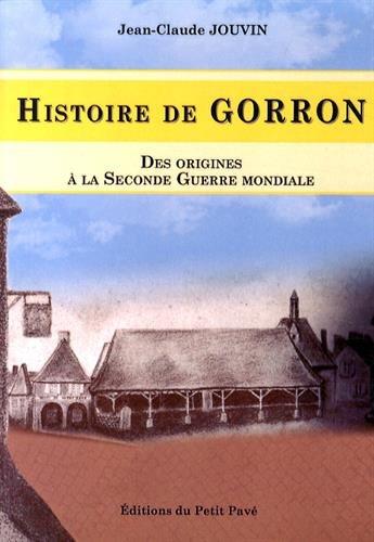Histoire de Gorron par Jean-Claude Jouvin