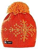 Wurm Winter Cookies Style Beanie Mütze mit Ponpon Damen Herren HAT HATS SKI Snowboard Morefazltd (TM) (Eskimo 68)
