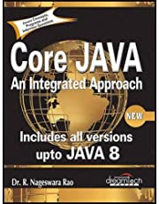 Core Java An Integrated Approach New Includes All Versions