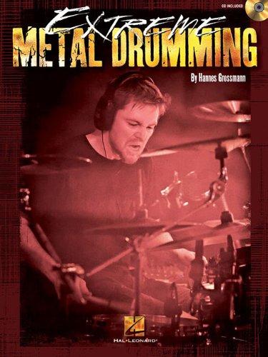 Extrême Métal Drumming Batterie +CD