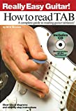 Really Easy Guitar: How to Read
