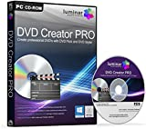 DVD Creator PRO - Powerful DVD Creation Software. Convert AVI, WMV, MP4 & More to DVD (PC & Mac) - BOXED AS SHOWN