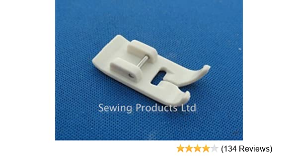TEFLON SNAP ON foot WORKS ON BROTHER sewing machines