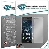 4 x Slabo Bildschirmschutzfolie für Huawei P9 Lite Bildschirmfolie Schutzfolie Folie Zubehör