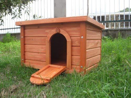 BUNNY BUSINESS Conejo/Guinea Pig Deluxe Ocultar casa/Run Hutch, 60× 40× 40cm