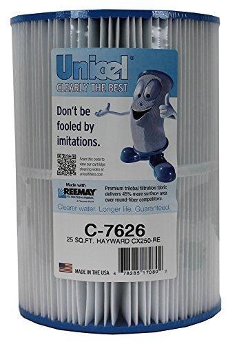 unicel-c-7626-ersatz-filter-kartusche-fur-25-quadratmeter-hayward-cx250re-von-unicel-verteilung