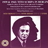 Tito Schipa in Berlin