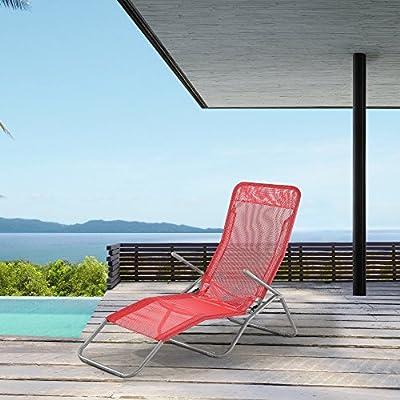 [casa.pro]® AASL-600x Sonnenliege - Grün von [casa.pro] - Gartenmöbel von Du und Dein Garten