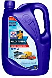 #10: HP Lubricants Milcy Turbo 15W-40 API CF4 Engine Oil for Cars (3 L)