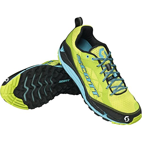 Scott running Zapatilla ws t2 kinabalu 3.0 Green/Blue