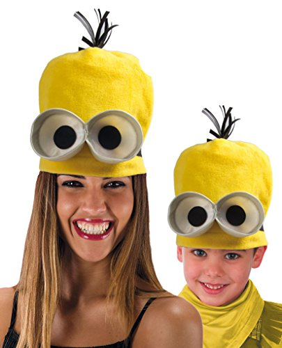 CARNIVAL TOYS S.R.L. Lustiger Hut gelbe kleine Untergebene