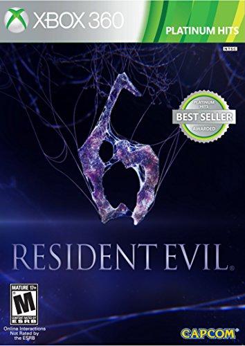Capcom Resident Evil 6, Xbox360 - Juego (Xbox360, Xbox 360, Supervivencia / Horror, Capcom, M (Maduro), Capcom)
