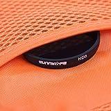 ALIKEEY Kamera Zubehör Schutzhülle Linsenfilterbeutel für DJI Mavic Pro Phantom 3/4 Inspire OSMO X5