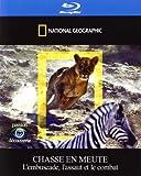 National Geographic - Chasse en meute - L'embuscade, l'assaut et le combat [Blu-ray]