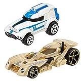Hot Wheels–Pack Autos Star Wars 501. Klon