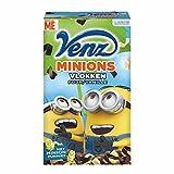 Venz Minions Vlokken Zartbitter/Vanille 200g Puur-vanille Schokoflocken Holland Frühstück