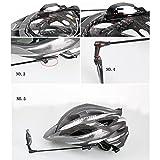 #3: Alcoa Prime Bike Cycling Helmet Rear View Mirror 360 Adjustable Universal Helmet Mirror AFY3