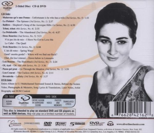 Canteloube:Songs of the Auverg [Import USA]