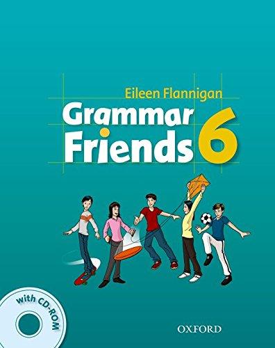 Grammar friends. Student's book. Per la Scuola elementare. Con CD-ROM: Grammar Friends 6: Student's Book with CD-ROM Pack - 9780194780179