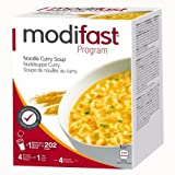 Modifast Nudelsuppe Curry 4x55g