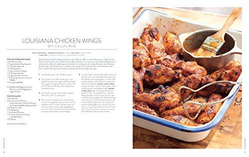 51z%2BWCr9sQL - Weber's American BBQ: Ein kulinarischer Roadtrip durch die USA (GU Weber's Grillen)