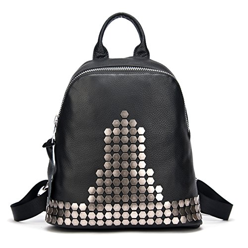 Sac à bandoulière double/Rivet de mode coréenne Pack/Haute capacité sac de voyage-D D