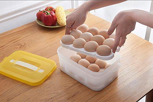Kühlschrank Eierhalter 10 : ᐅᐅ】eierbox test 2018 ✅ top beratung ✅ produktvergleich