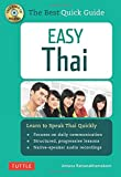 Easy Thai: Learn to Speak Thai Quickly (Includes Audio CD)