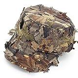 Casquettes Camouflage Formation militaire extérieure Jungle Sniper Chasse Parasol Casquette de Baseball Large Bord Chapeau