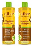Best Alba Botanica Shampoo And Conditioner Sets - Alba Botanica Drink It Up Coconut Milk, Hawaiian Review