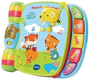 VTech Baby Magisch Liedjesboek - Juegos educativos, Niño/niña, 3 año(s), Holandés, De plástico, CE
