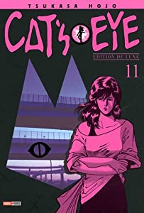 Cat's Eye Edition Deluxe Tome 11